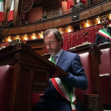 Il discorso del sindaco di rieti alla camera dei deputati for Camera dei deputati commissioni